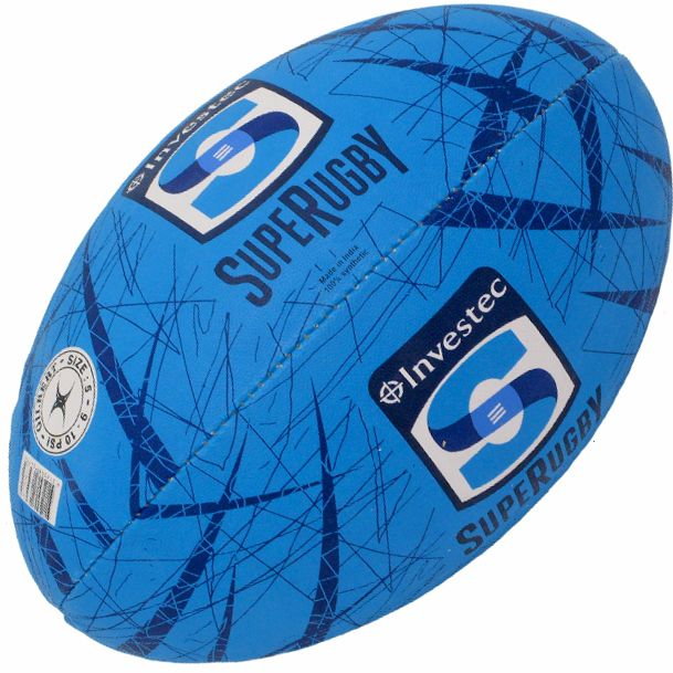 Super Rugby Union Ball Full Size by Gilbert