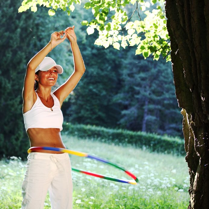 Control Mirena Weight Gain with Hulahoop