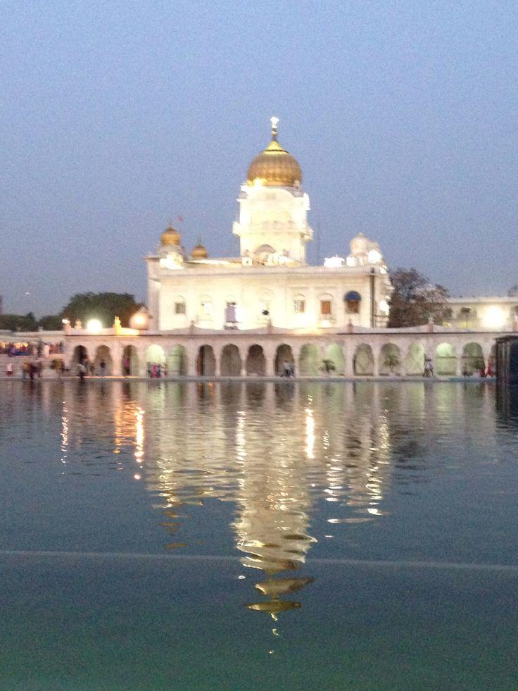 Sikh Temple, Delhi India