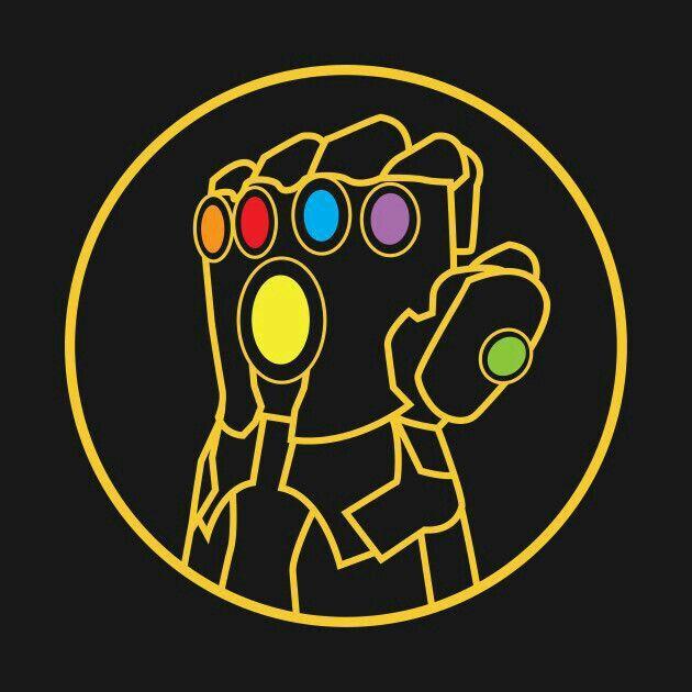 Pin De Mr Capricorn En Art Guante De Thanos Dibujos Marvel Arte De Marvel