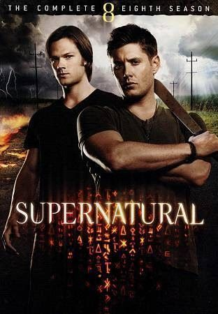 Supernatural: The Complete 8 Eighth Season (DVD 2013 6-Disc Set)