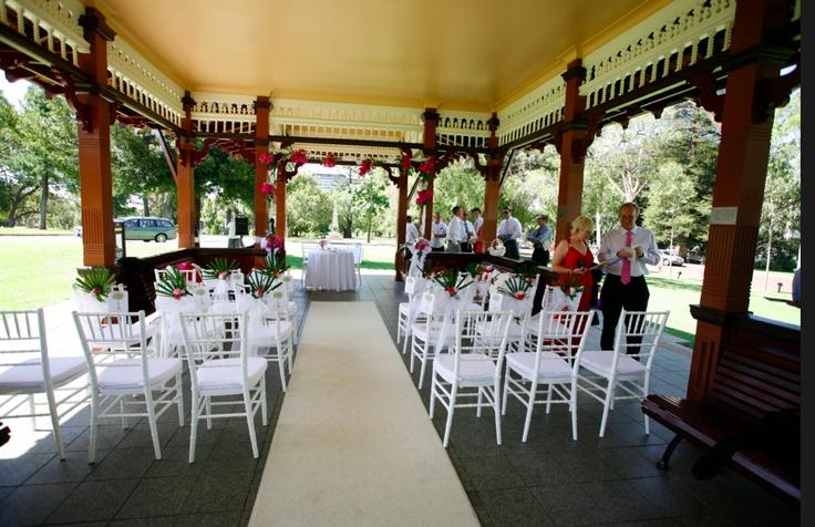 Old Tea Pavillion, Kings Park, Perth, Western Australia