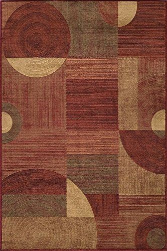 Momeni Area Rug Dream Dr 01 Red 3 11 X 5 7