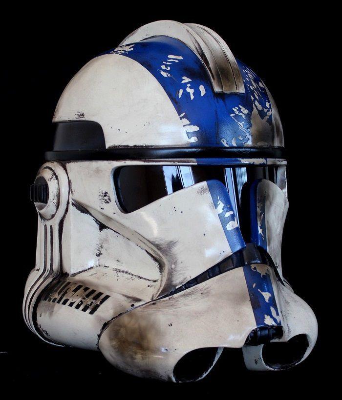 Clone Trooper Helmet