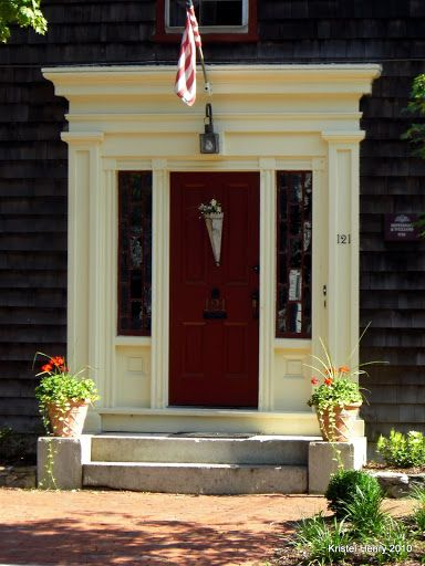 2010_08_01_Queen_Anne_Sunday - D. Molly Ross - Picasa Web Albums & 29 best Colonial Front Doors images on Pinterest   Front doors ... pezcame.com