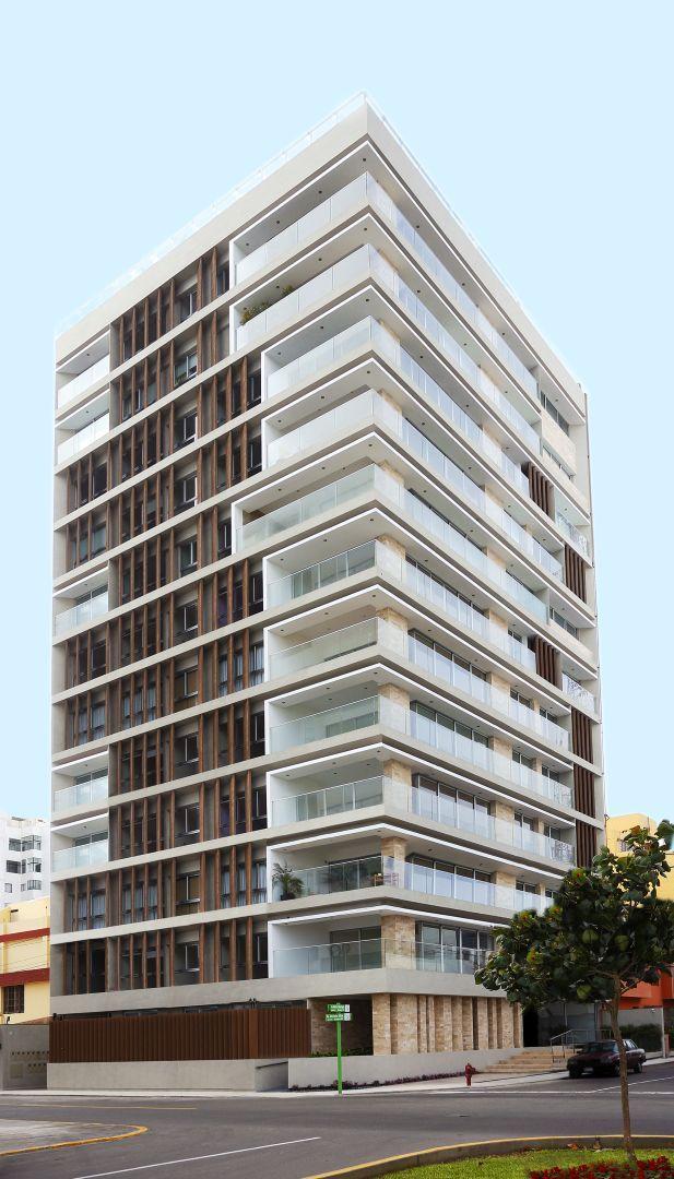 675 best arquitectura fachadas images on pinterest - Fachadas arquitectura ...