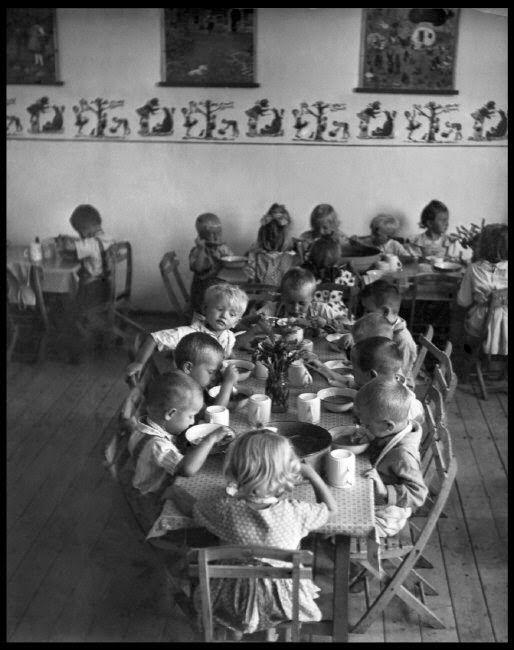 Węgierskie dzieci, 1948 rok