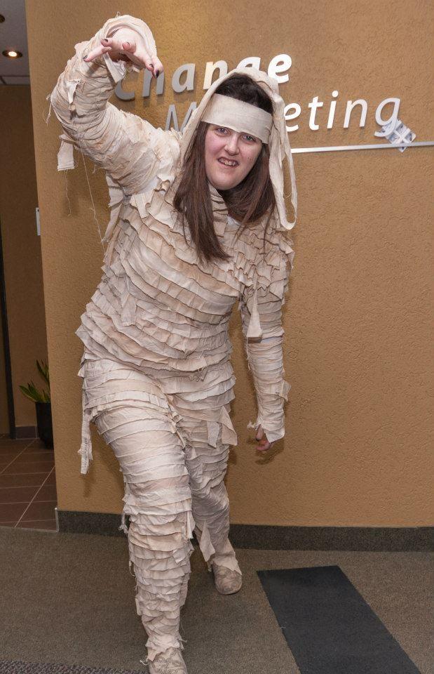 #Mummycostume #AcartHalloween2014