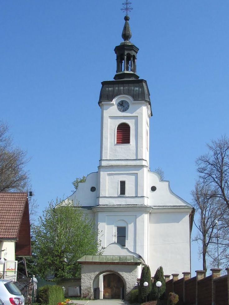Kostol v Hladovke