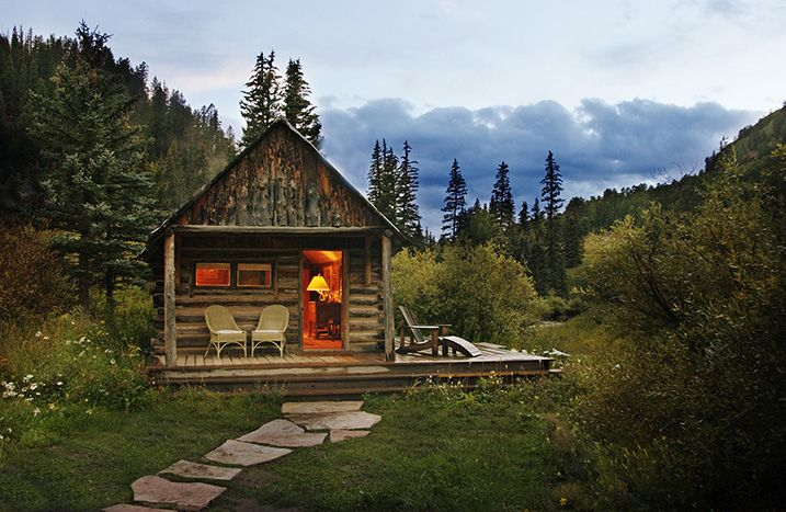 Dunton Hot Springs, Dolores (CO), USA #RelaisChateaux #DuntonHotSprings