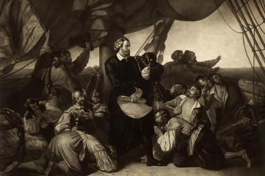 What Christopher Columbus Discovered on His First New World Voyage