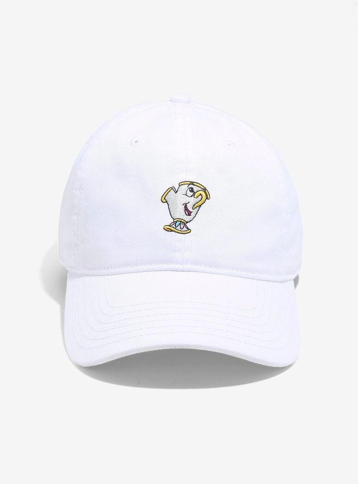 Disney Beauty And The Beast Chip Hat