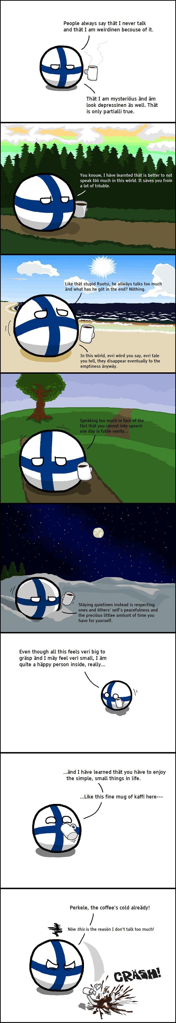 Finlandball gets deep
