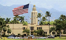 Headquarters, Pacific Air Forces (PACAF) - Joint Base Pearl Harbor-Hickam - Oahu