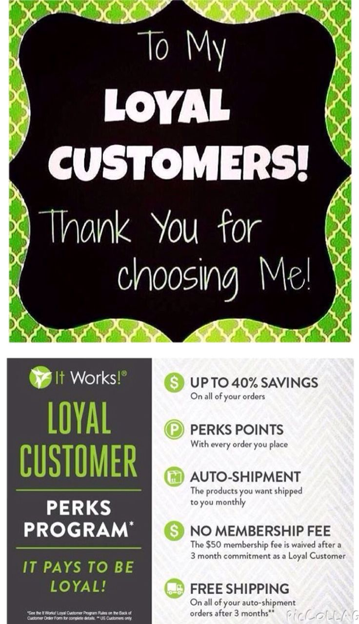 Thank you to all my Loyal Customers for believing in me and these amazing products. http://wrapmeskinnytrina.myitworks.com/