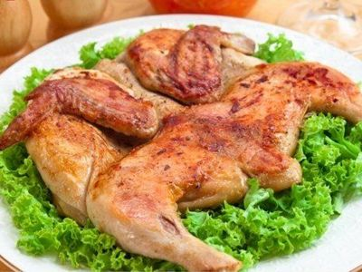 как приготовить цыпленок табака