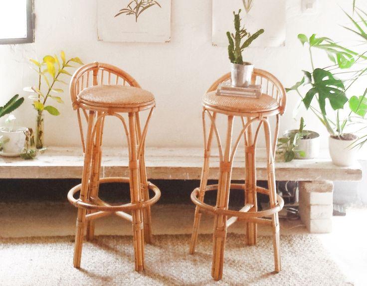 M s de 25 ideas incre bles sobre muebles de ca a en for Muebles de cana y mimbre