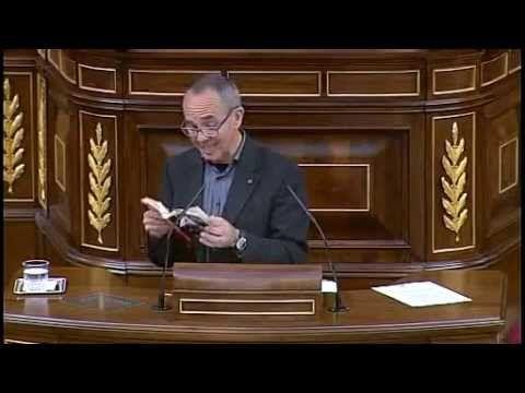 Debat sobre la petició de realizació de la consulta catalana al Congrès dels Diputats (II)