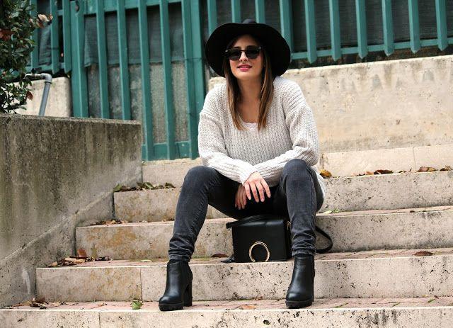 La Borsa di Martina: Come abbinare un maglione oversize