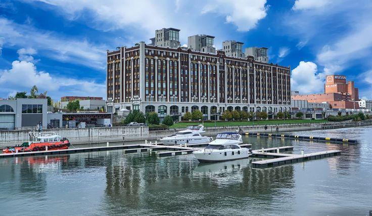 Condo/Appartement à Vendre - 1000 Rue de la Commune E. 524, Ville-Marie (Centre-Ville, Vieux-Montréal) | Logis Québec