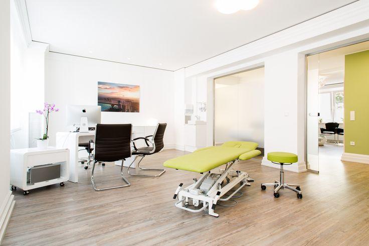 Behandlung Dr. med. Kirsten Rössing Privatpraxis Osteopathie
