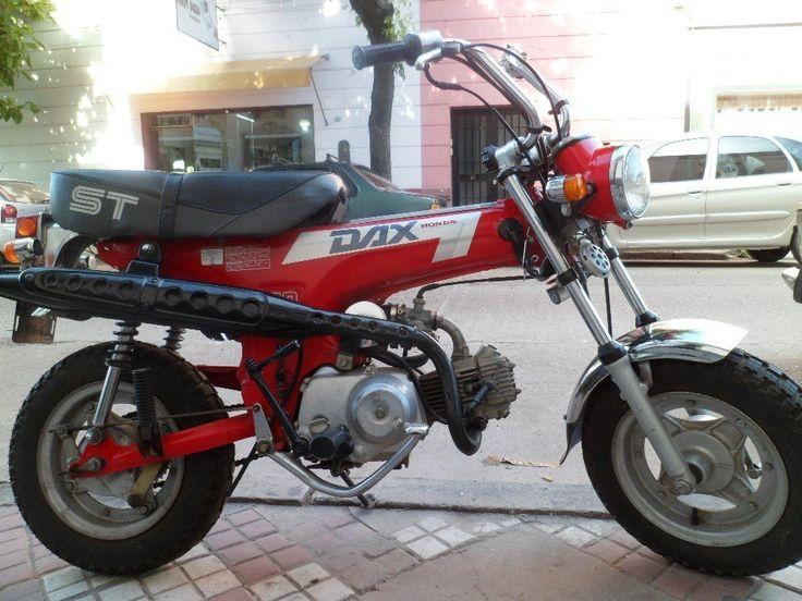 honda dax st 70 a o 91 motocicletas honda 70 cc. Black Bedroom Furniture Sets. Home Design Ideas