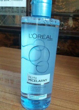 Kup mój przedmiot na #vintedpl http://www.vinted.pl/kosmetyki/pielegnacja-twarzy/17469966-plyn-micelarny-loreal-skora-normalna-i-mieszana