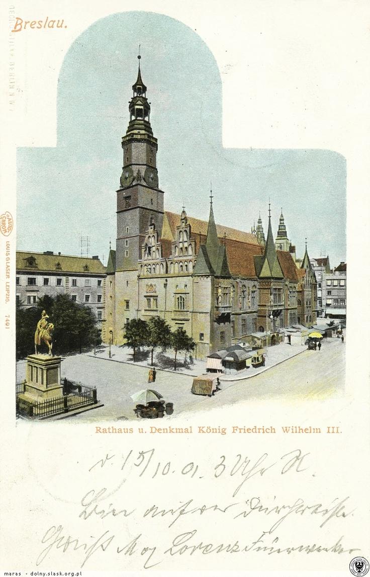 Breslau, Ratusz