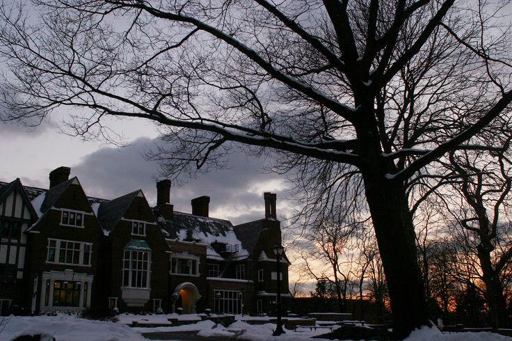 Sarah Lawrence College, $52,550 (Photo by Andrew Lichtenstein/Corbis via Getty…
