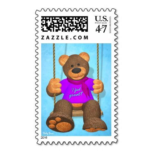 Dinky Bears: I feel great!