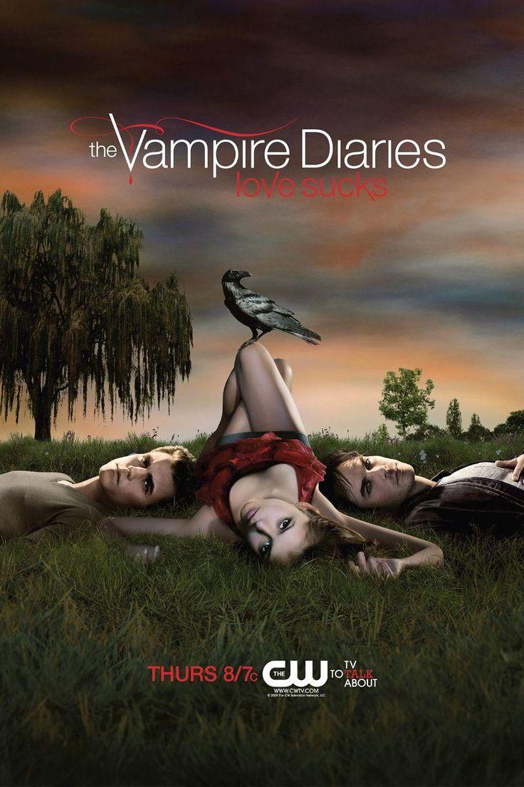 El diario de los vampiros (Serie de TV) | Cartelera de Noticias