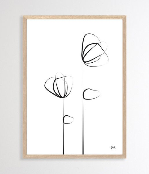 Sne design wall art / print / poster