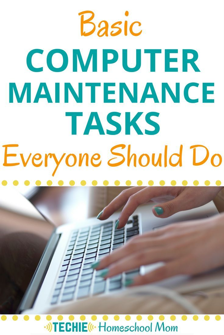 Are you routinely maintaining your PC? This downloadable list of basic maintenace tasks, will help you ensure your computers are in top shape.