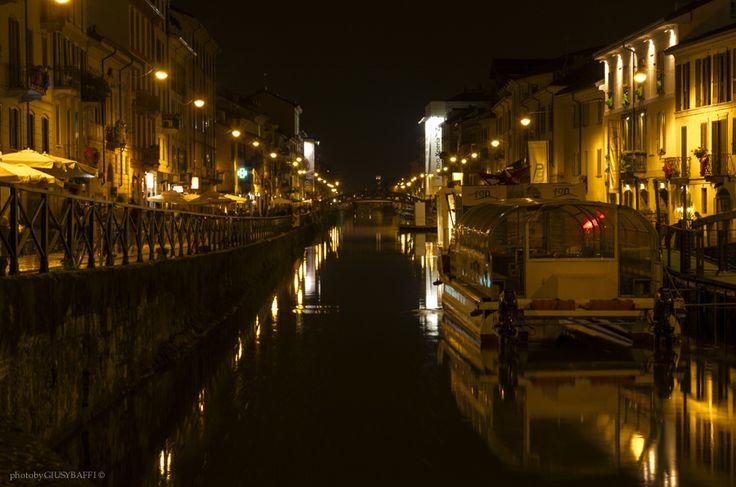 Navigli  Photo by GiusyBaffi ©