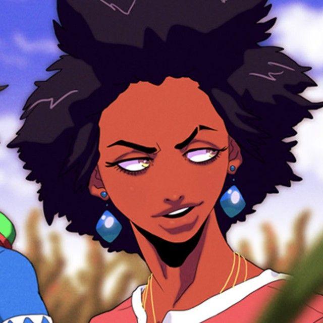 #anime #manga #cool #amazing #likeforlike #cute #mugen #samurai #champloo #afro