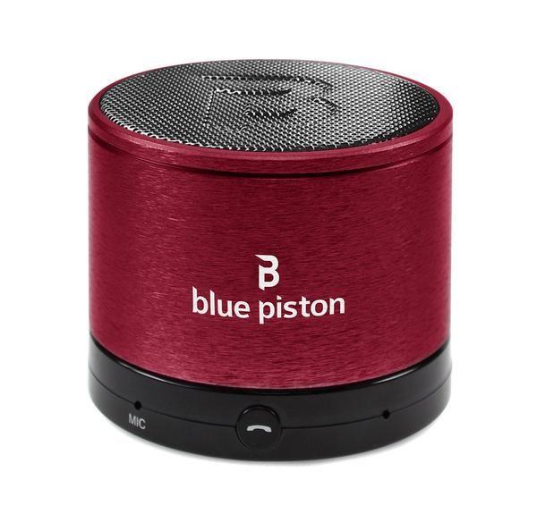 LOGiiX Blue Piston Wireless Bluetooth Speaker #LOGiiX #Speaker #Audio #music #wireless #bluetooth #tech #fashion #BluePiston #Sale
