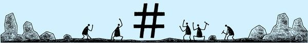 "‎""Yet the hashtag may well be a new rhetorical device in its own right. In the literary glossary that ranges from antimetabole to zeugma, there's no term that exactly captures all that the hashtag is capable of."" Julia Turner 2 Nov 2012 NYTimes Magazine"