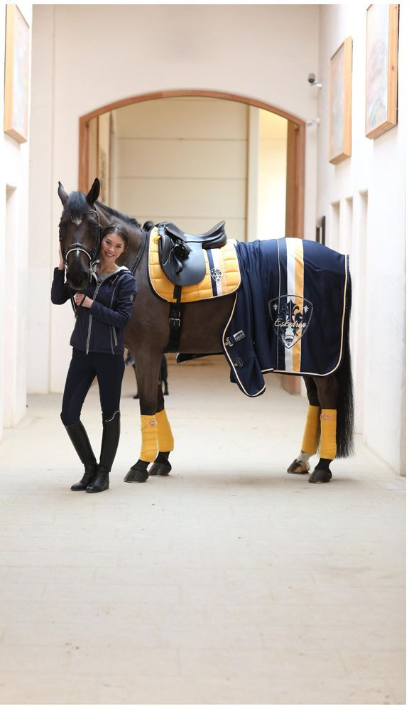 Saddle Cloth Big Square | Eskadron - Collection Limited Edition - CLASSIC SPORTS F/S 16 | Pikeur Shop