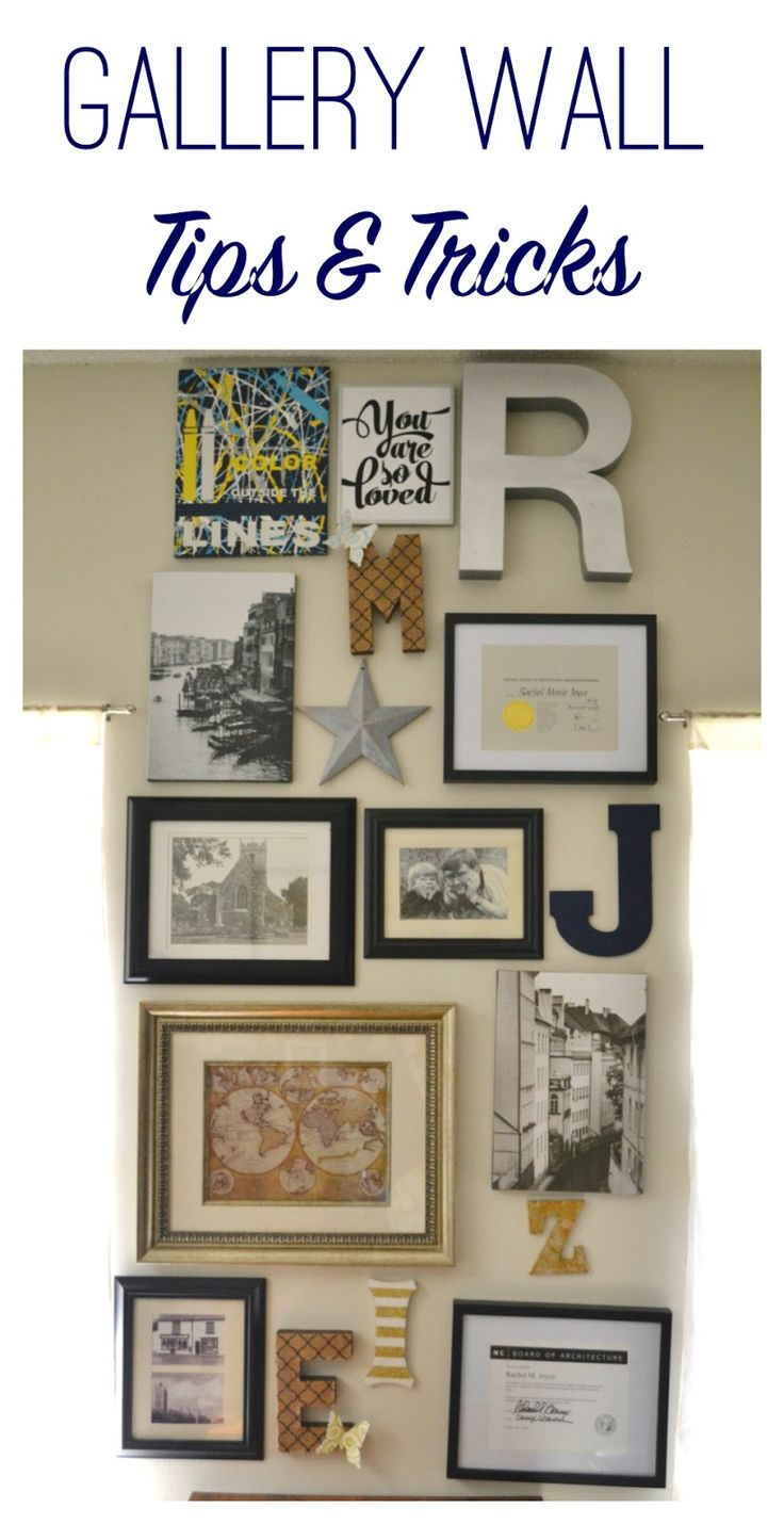 Creating A Gallery Wall 2334 best gallery wall ideas images on pinterest | home, wall