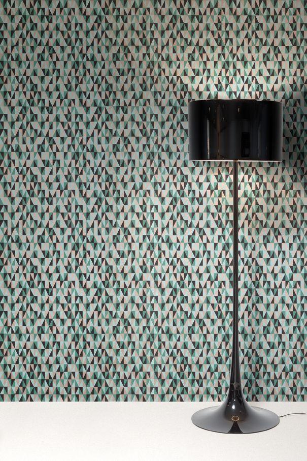 Livium | LIV402 | Non woven wallcovering / www.benedict.be #wallpaper #interior