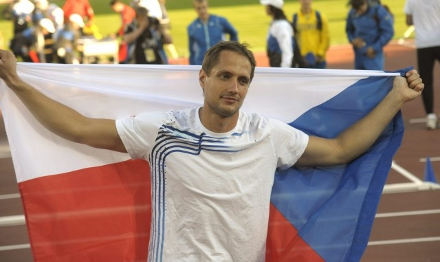 Vitezslav Vesely     personal best: 88,34