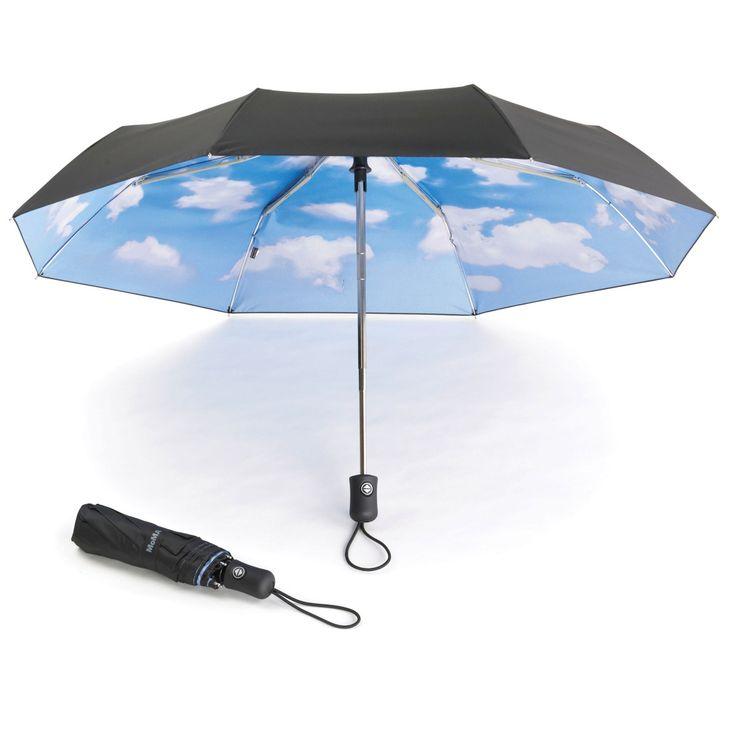 MoMA Collection - Sky Taschen-Regenschirm, Einzelabbildung