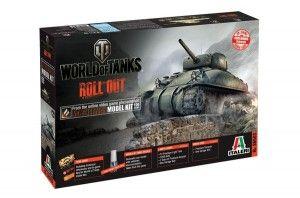 WORLD OF TANKS: American M4 Sherman