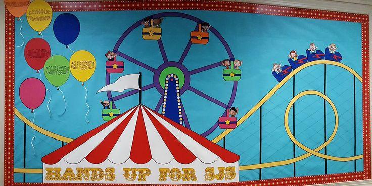 Carnival Bulletin Board
