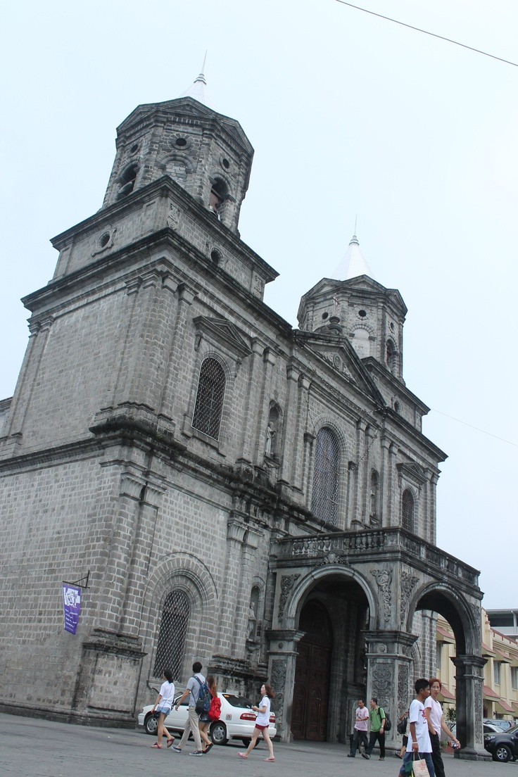 Holy Rosary Church, Angeles City, Philippines