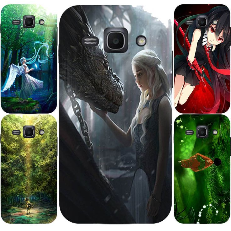 High Quality Beautiful Girl Painting Hard PC Case Cover For Samsung Galaxy Ace 3 / 3 LTE S7270 S7272 S7275 Cute Animal Cases Bag #Affiliate