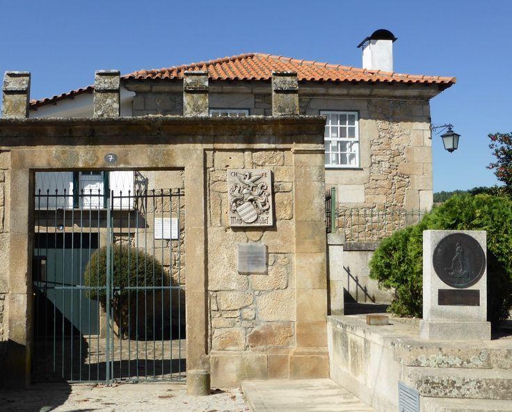 House of Fernão de Magalhães in Sabrosa