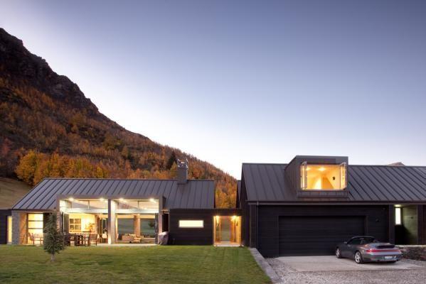 eurotray dark cladding architecture modern double