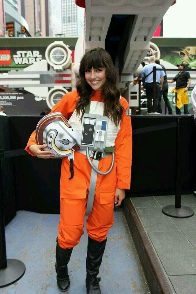 X-wing fighter pilot Halloween Costume