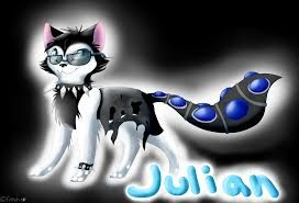 Hey this is Julian2 he is the first person to play animal jam! 8p